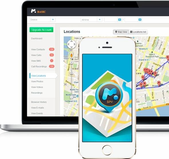 Las mejores 8 apps espía para iPhone