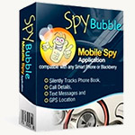 SpyBubble, localizar iPhone