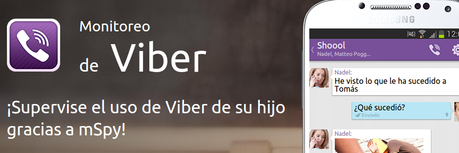 espiar Viber en iPhone