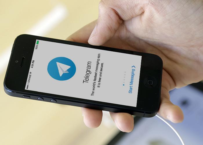 espiar Telegram en iPhone (iOS)